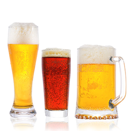 Cirm Beer Glasses
