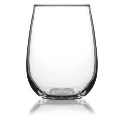 Stemless White Wine
